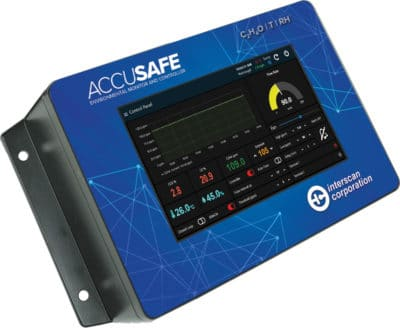 AccuSafe - For continuous gas monitoring at one or more points