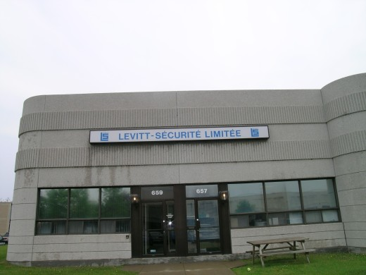 Levitt Instruments, headquartered at the Laval, Quebec office of Levitt-Safety