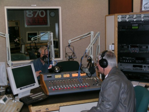 Mike on Dr. Gene's Healthy Advice Radio Show