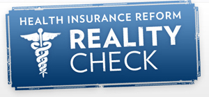 health insurance reform reality check