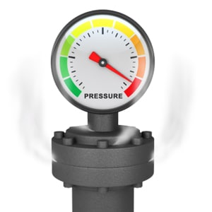 Pressure difference