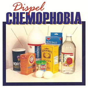 Dispel chemophobia